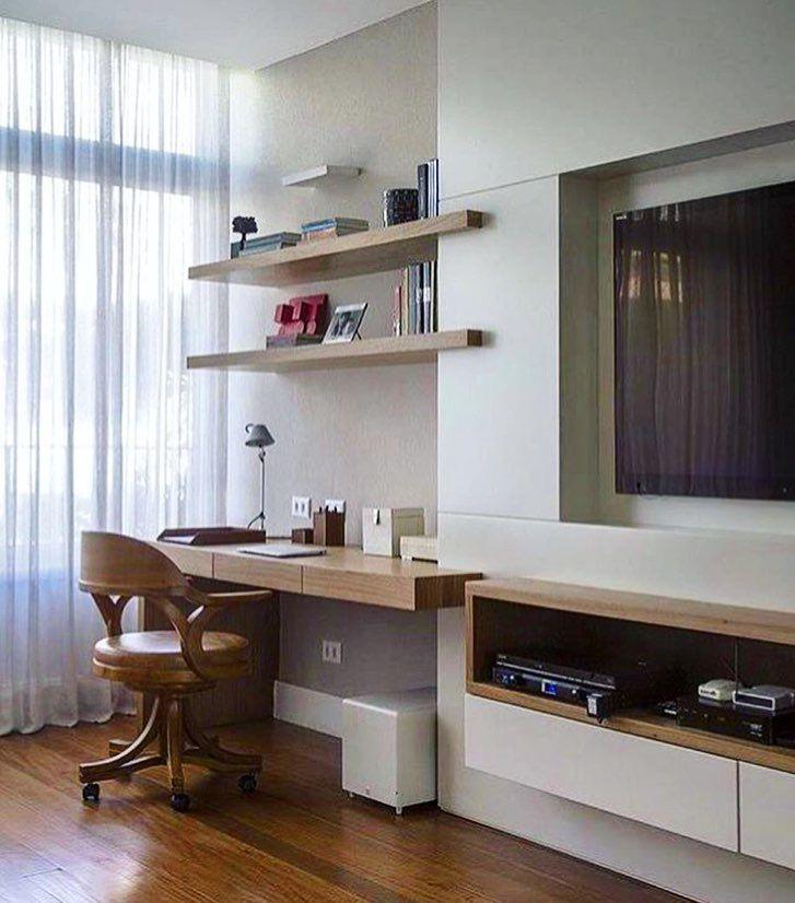 17 mejores ideas sobre home office integrado en pinterest ...