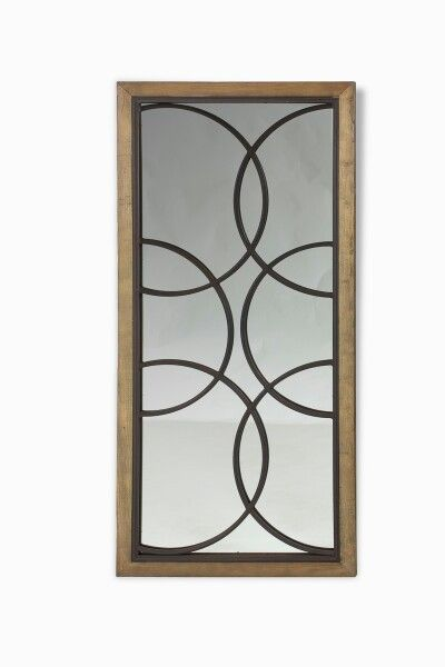 7 best espejos decorativos images on pinterest for Espejo madera envejecida