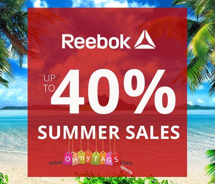 Για όσους αγαπούν το περπάτημα, παπούτσια Reebok με έκπτωση εως -40%