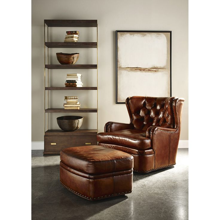 Lillian August Fine Furniture   Compton Bookcase   Does It Come In Other  Finishes