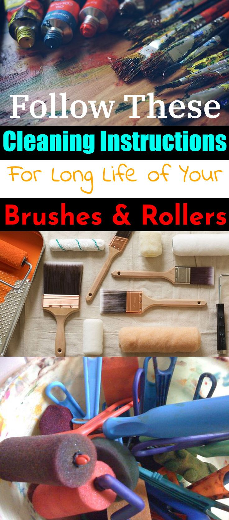 Follow These Cleaning Instructions For Long Life of Your