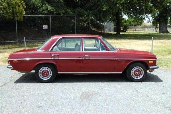 1963 Mercedes 230
