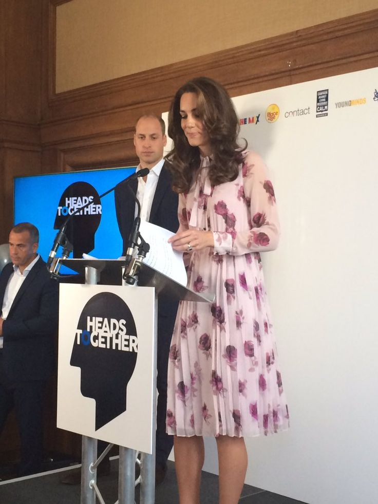 "Heads Together on Twitter: """"We must tackle the stigma that stops people asking for help in the first place"" The Duchess of Cambridge"