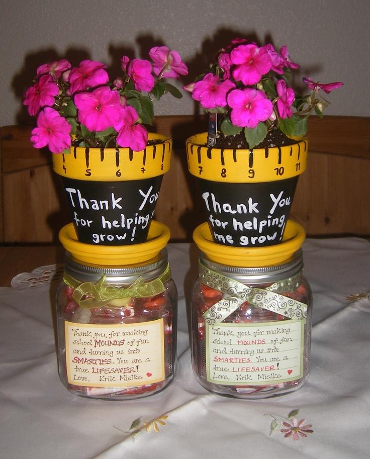 Super cute Teacher's Gift :)