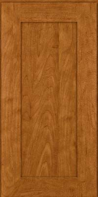 Square Recessed Panel - Solid (DRHM) Maple in Golden Lager - Wall
