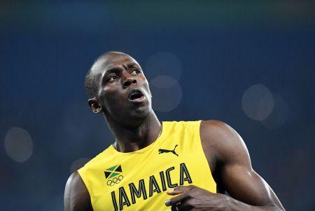 <五輪陸上>ボルトが金 史上初の3連覇 男子100m