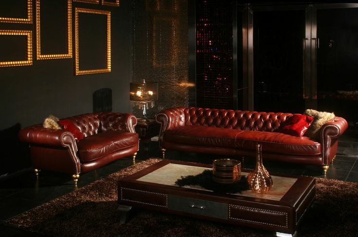 637 Night club disco sofa
