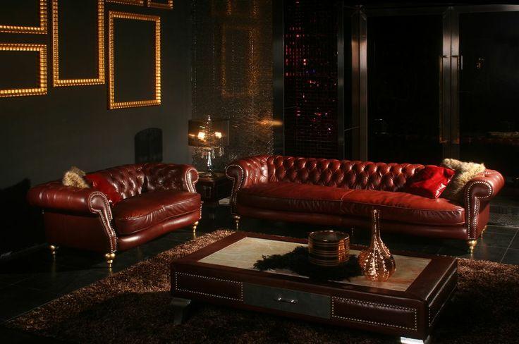 637 Night club disco sofa
