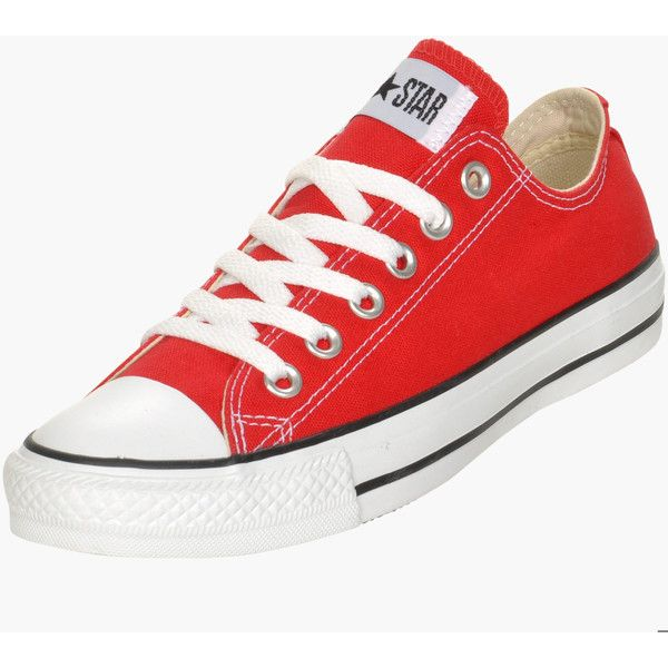Converse Chuck Taylor Ox Women's Casual Shoes ($45) ❤ liked on Polyvore