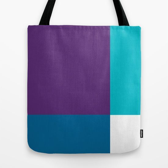 Available now at Society 6. Minimalist tote bag #design #grid #simple