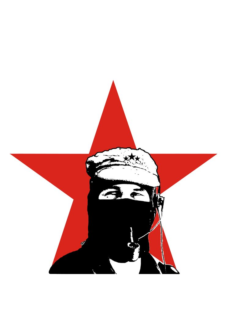 Subcomandante Marcos by JoelCoelho.deviantart.com on @deviantART