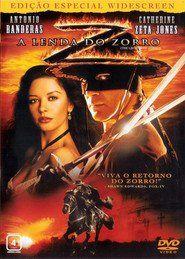 A Lenda do Zorro - HD 720p Blu-Ray