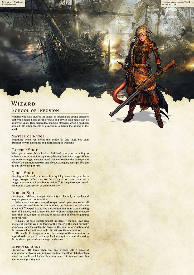 #wizard #subclass