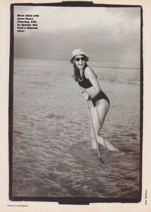 Dolly September 1988 | Vanessa Kelly | Bikini Beach 05