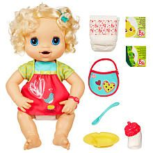 Baby Alive My Baby Alive Doll - Blonde..... Caylee wants this baby she's told me a million times lol