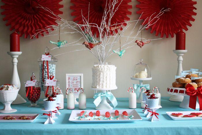 Christmas Desert Party