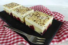 Kirsch - Eierlikör - Blechkuchen mit Schmand - Sahne 14