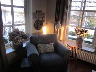 Sfeer in landelijke stijl living pinterest living rooms interiors and room - Sofa landelijke stijl stijlvol ...