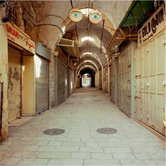 incircolarte: Giovanni Chiaramonte. Jerusalem - Figure della Pro...