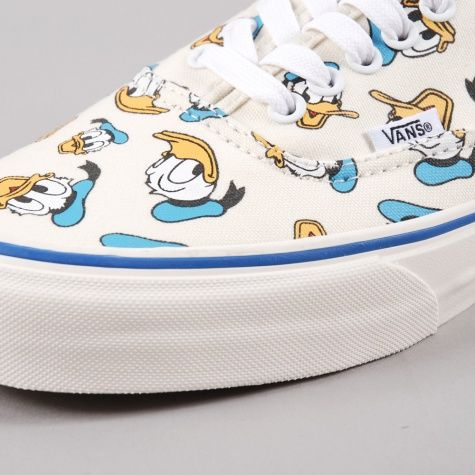 Vans & Donald Duck?? I would wear these all the time!!