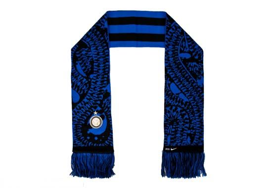 Nike Inter Milan Scarf - Blue with Black...Available at SoccerPro.