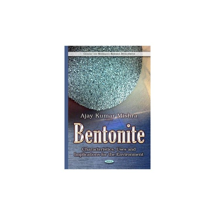 Bentonite ( Geology and Mineralogy Research Developments) (Hardcover)