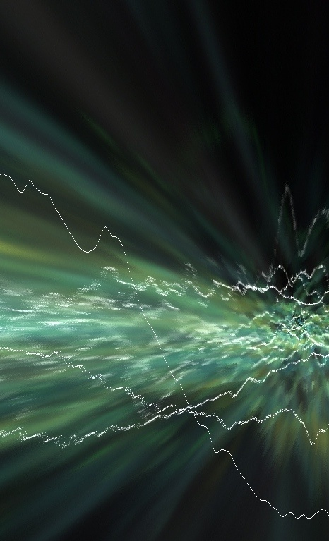 Geiss - a nice visualization for winamp