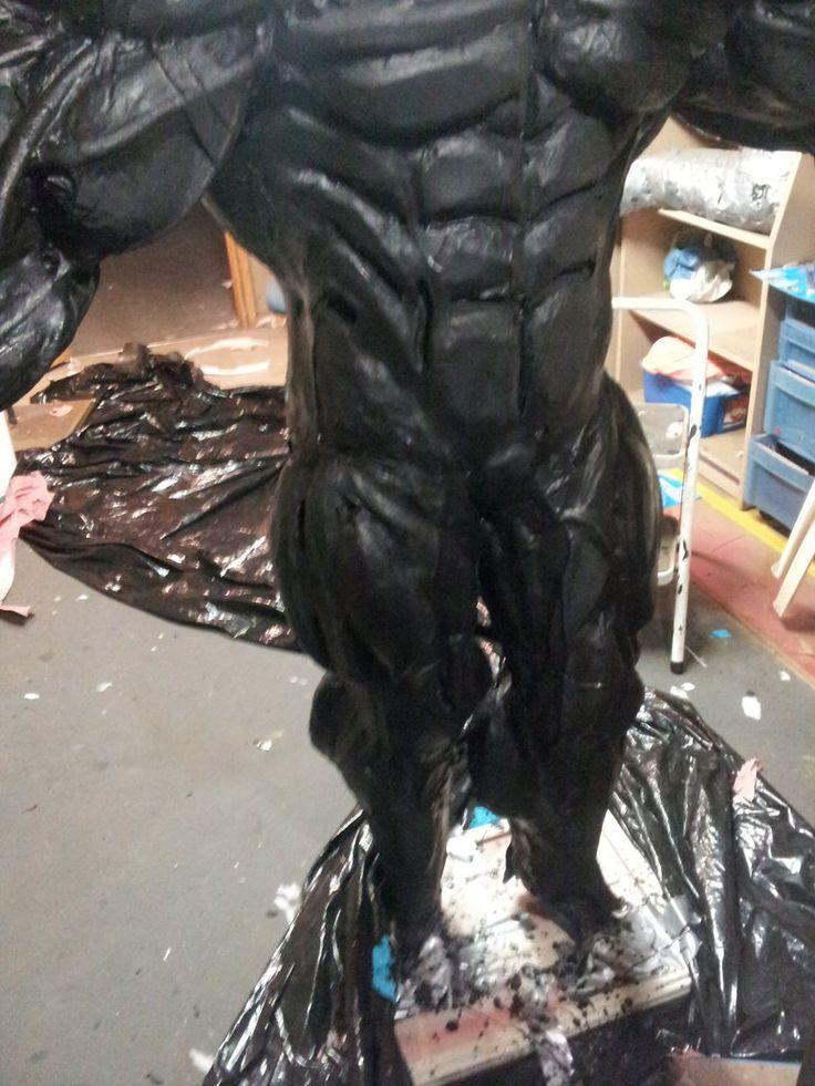 Venom Costume 3.0 latex stage by mongrelman on DeviantArt ...