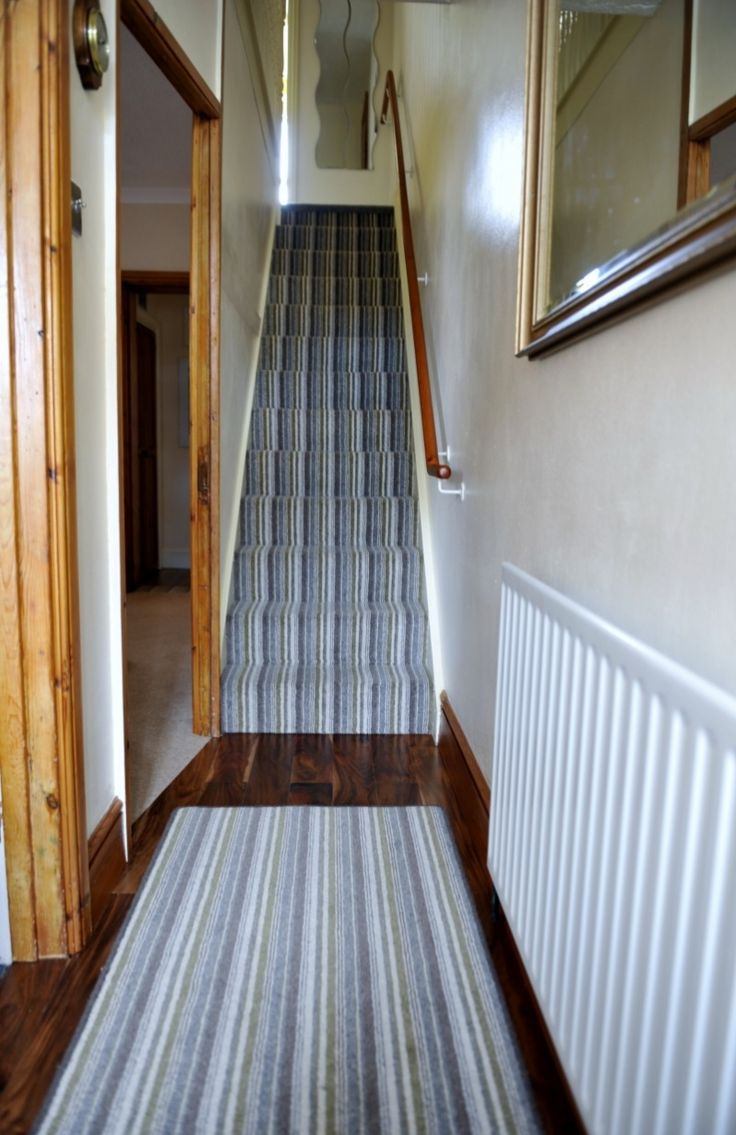 Feature Staircase Bishops Stortford Carpet Choice Ltd