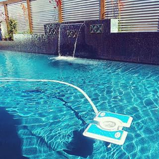 Skim-A-Round | The Floating Pool Skimmer  The Ultimate Pool Skimmer