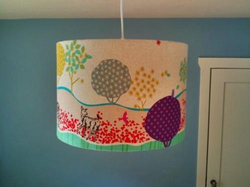 Echino lampshade