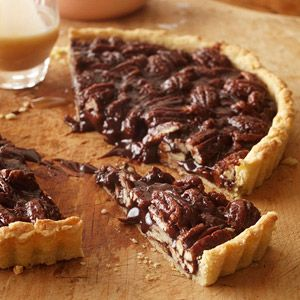 Butterscotch-Pecan Tart From Better Homes and Gardens, ideas and improvement projects for your home and garden plus recipes and entertaining ideas.