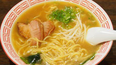 Wakayama styled Ramen from Japan. 和歌山ラーメン