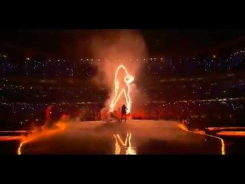Beyonce Live Performance @ The 2013 Super 47 ( XLVII) Halftime Show Ft Destiny's Child