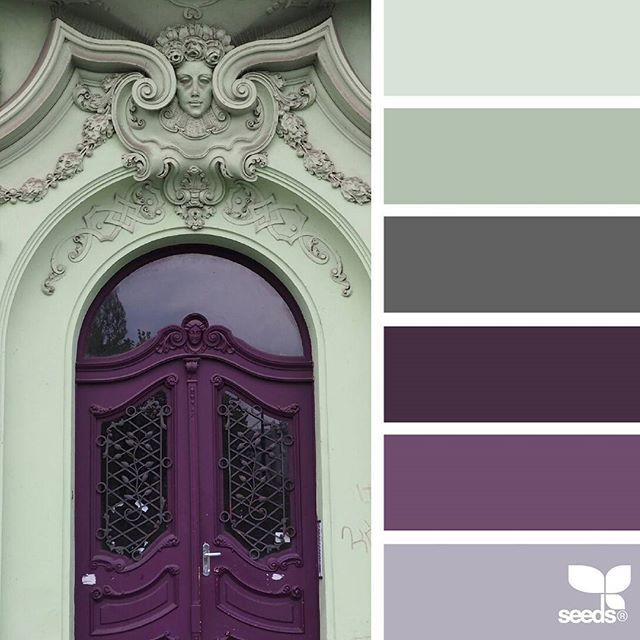 Purple Color Schemes best 25+ purple color combinations ideas on pinterest | purple