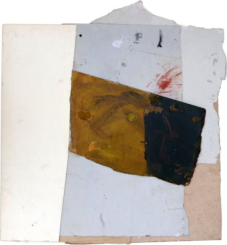 collage Oker by Janneke Scheepers