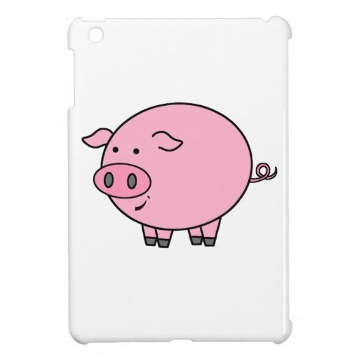 Fat Pig Case For The iPad Mini