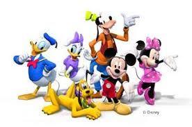 Juegos Disney de Mickey, Minnie, Daisy, Donald, Goofy y Pluto
