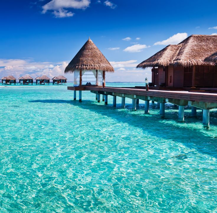 Stay in an Overwater Bungalow...how amazing would that be?!!
