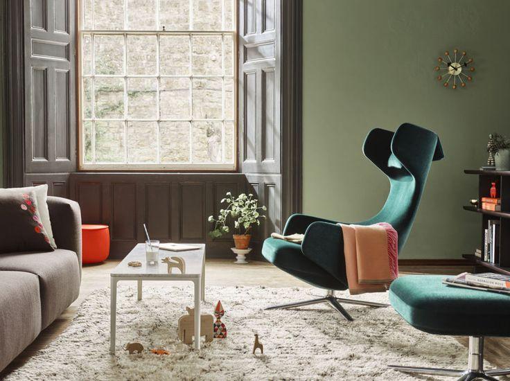 31 besten Sessel Bilder auf Pinterest Armlehnen, Möbeldesign und - bezugsstoffe fur polstermobel umwelt knoll