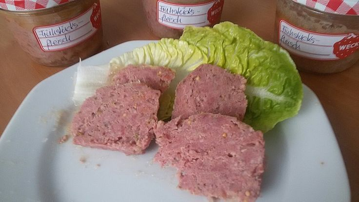 Luncheon meat – make sausage yourself
