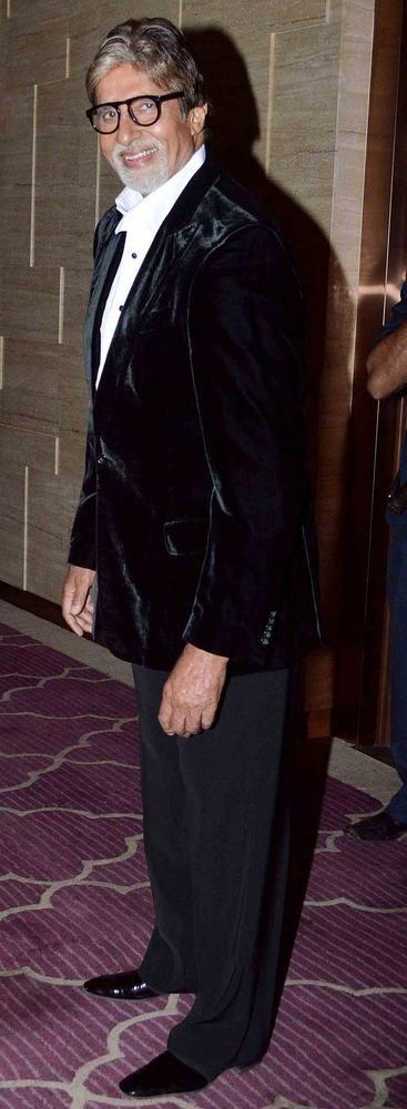 Amitabh Bachchan!