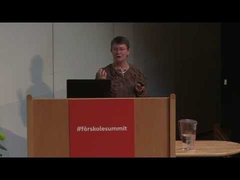 Ingela Elfström - Pedagogisk dokumentation som grund för kontinuerlig verksamhetsutveckling - YouTube