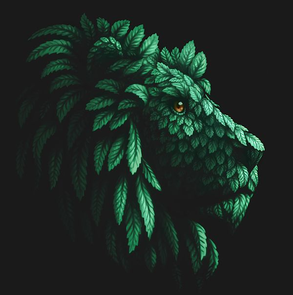 Deciduous animals. + FREE wallpapers for iphone on Wacom Gallery - Sergey Kovalenko