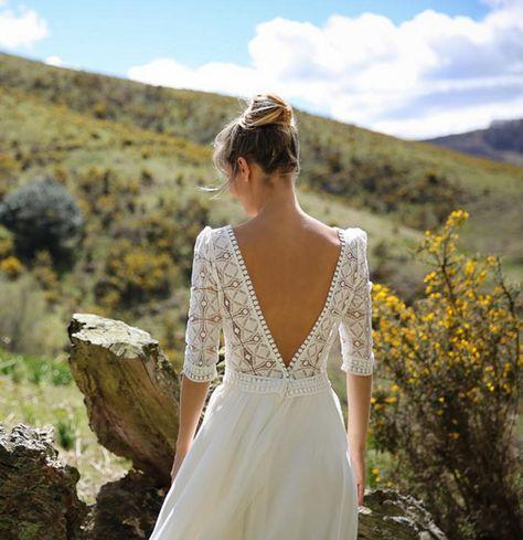 Mon mariage d'hiver presque-à-la-montagne : trouver ma robe de mariée