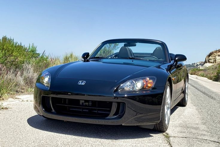 A Honda S2000 for sale with only 150 kilometers on the clock