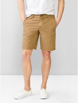 "Solid beach shorts (10"")"