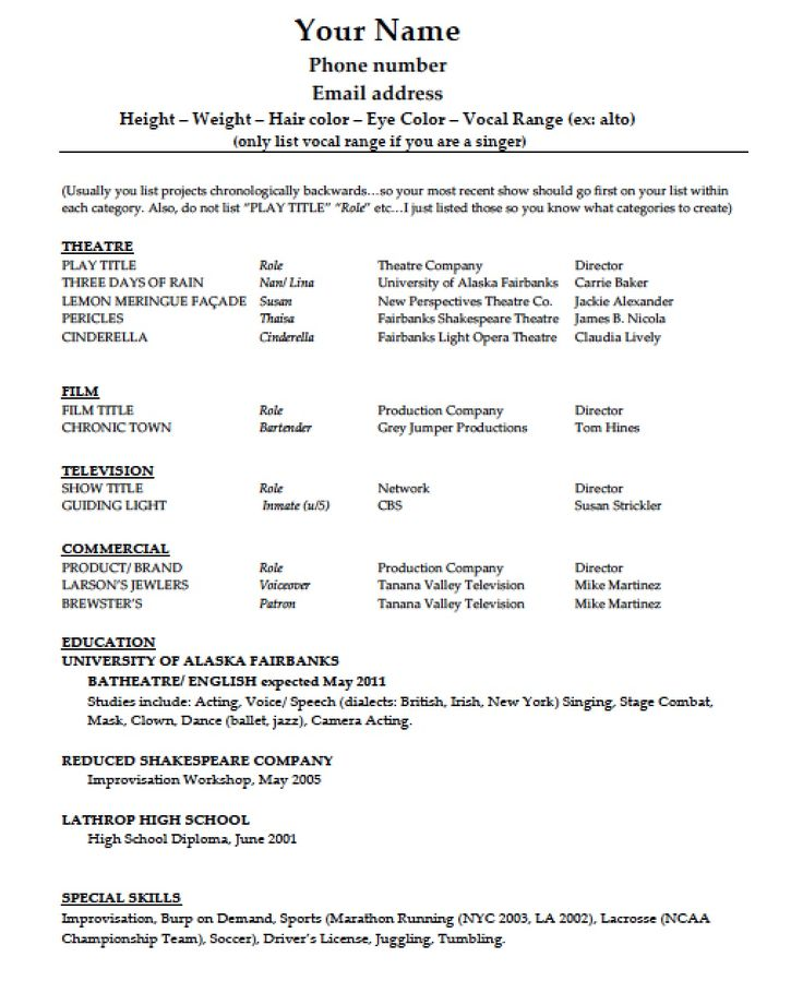 Best 25+ Resume writing format ideas on Pinterest Cv format for - how to write a dance resume