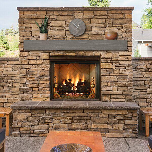 Zachary Non Combustible Fireplace Shelf Mantel Fireplace Shelves