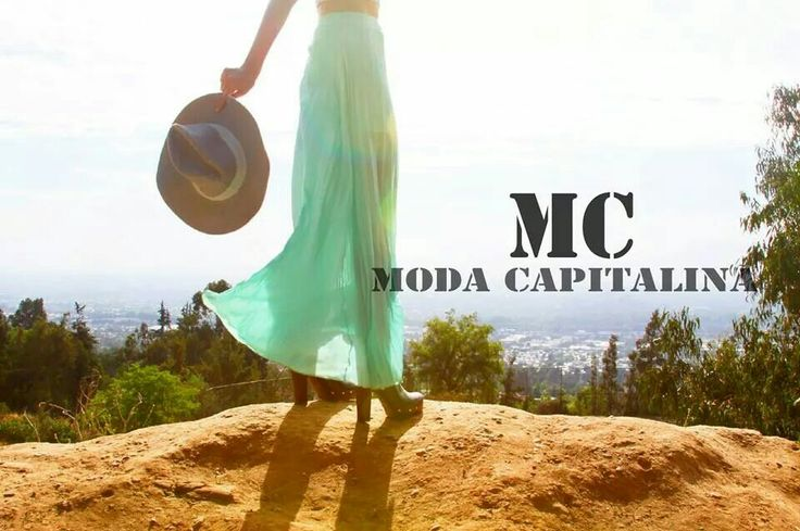 Production Team Moda Capitalina Model @linamassi Santiago de Chile 2014 -2015